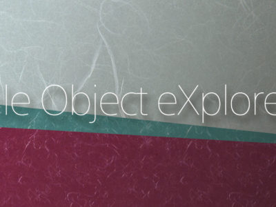 File Object eXplorer
