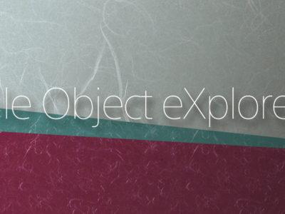 File Object eXplorer